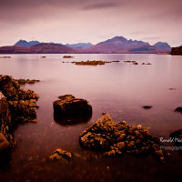 Blaven and the Cuillin, Skye