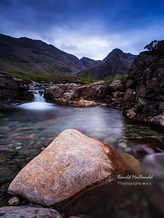 Fairy Pool Serenity, Skye