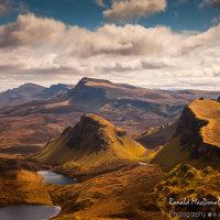 Trotternish Shadows, Isle of Skye