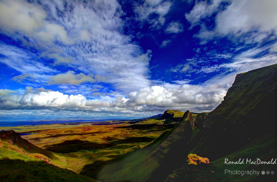 Trotternish South, Isle of Skye