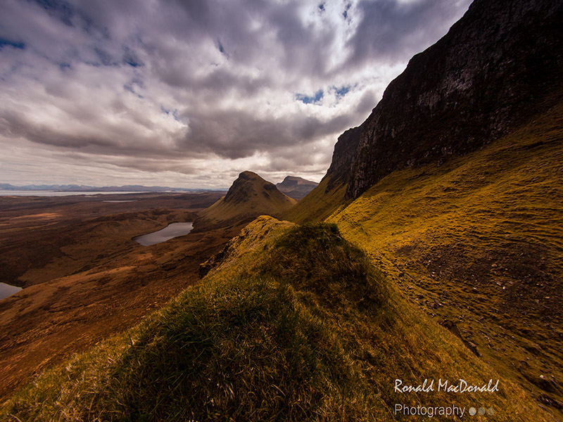 Clouds over Trotternish