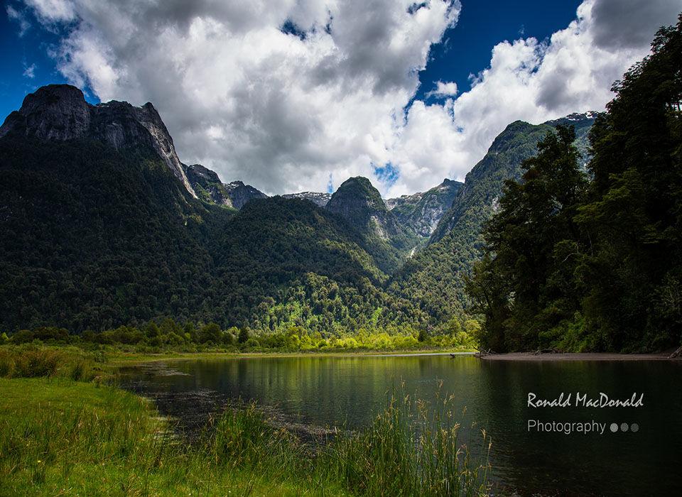 Vincent Perez Rosales National Park Chile