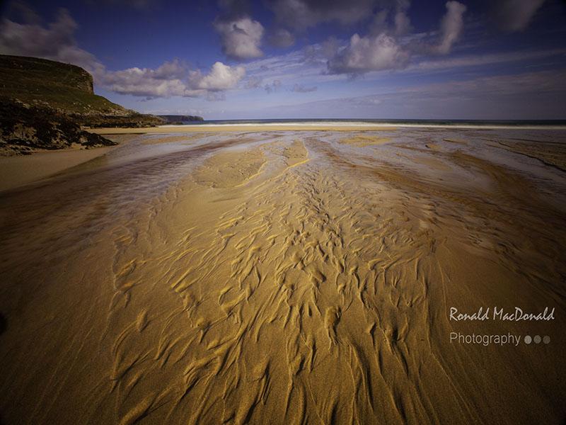 Valtos sand Lewis