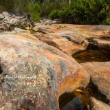 Whorl Pools, above Halls Gap