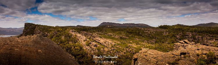 Grand Canyon Panorama, Grampians