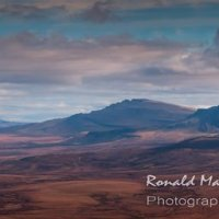 Trotternish Clouds