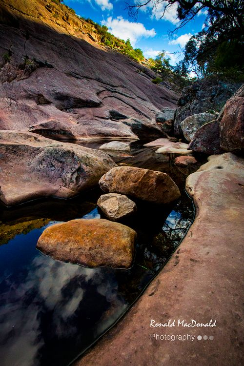 Stepping Stones, Grampians National Park