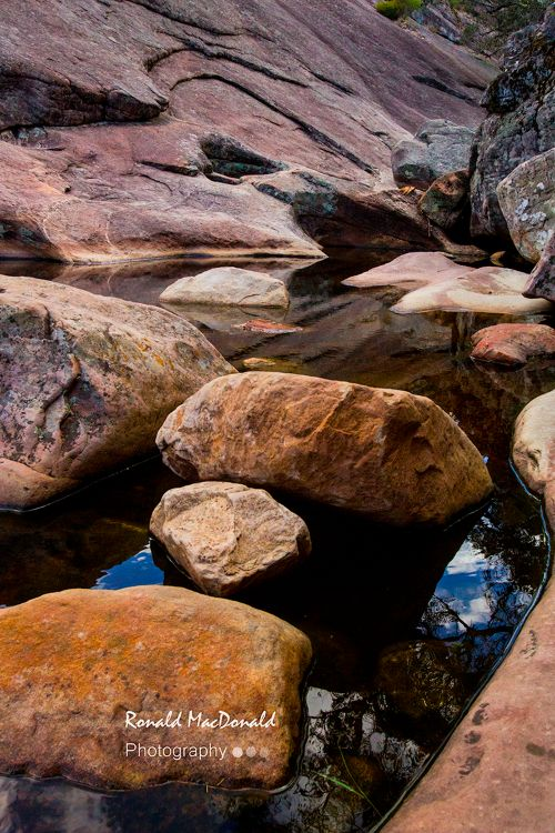Venus Pools 2, Grampians