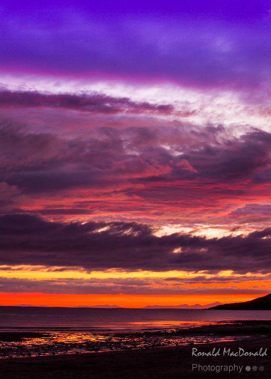 western isles sunset1