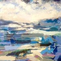 'Blue Landscape II'