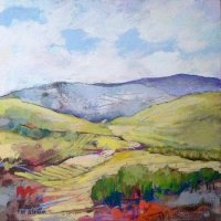 Welsh hills II