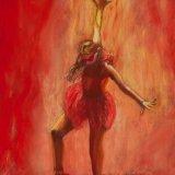 Ritual Fire Dance