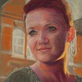 Karina in the Evening Sun