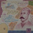 £20 (Old)                     Oil                    61 X 61 cm