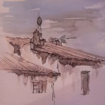 Rooftops - Gensac Gironde France