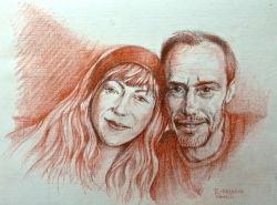 Anita and Tim
