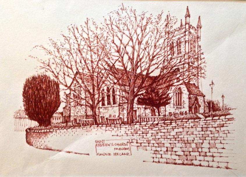 St Andrews: Farnham