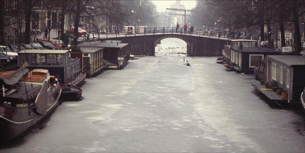 Amsterdam Canal.