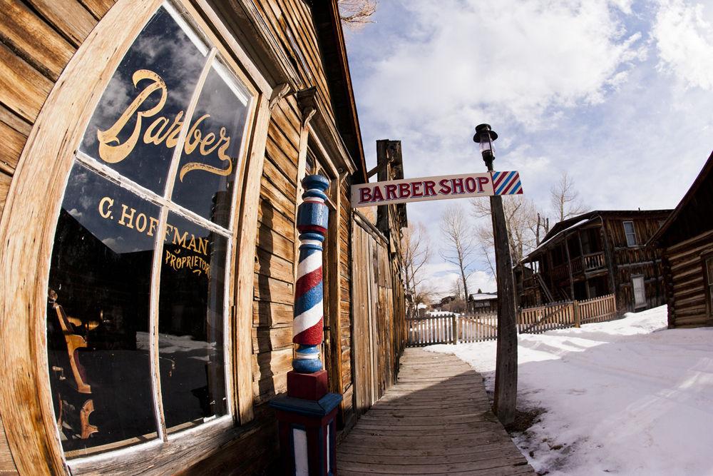Virginia City barbers