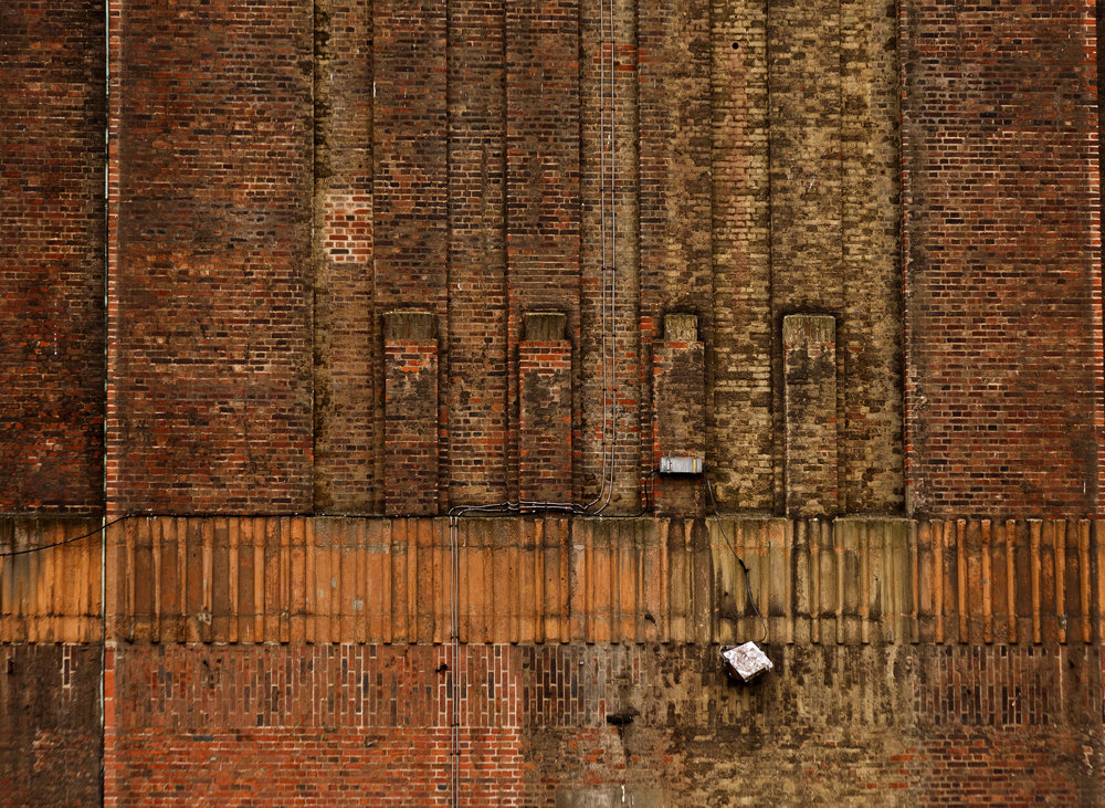 Battersea Wall