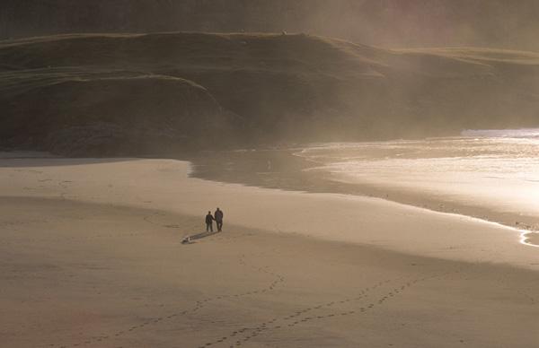 Beachcombers.