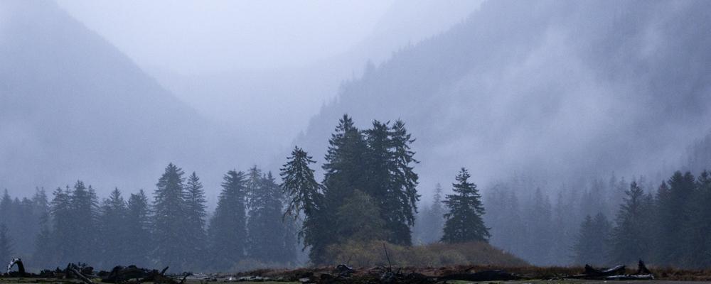 British Columbia atmosphere