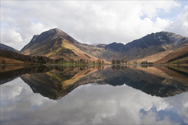 Buttermere Reflection.