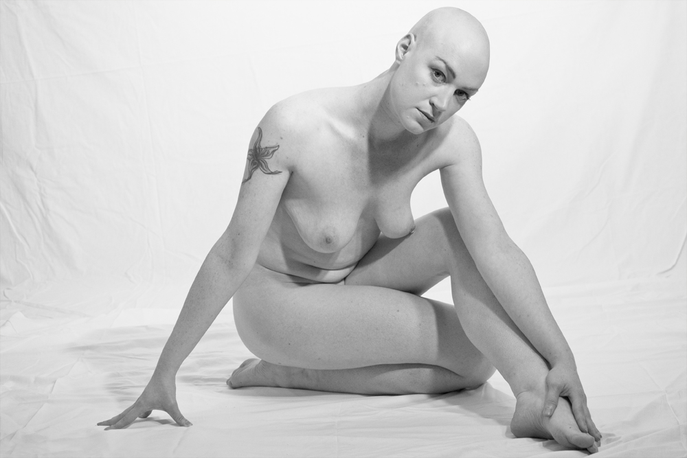 Collette naked