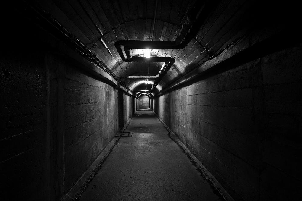 Corridor of War