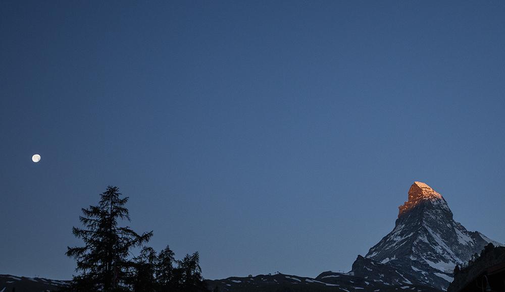 Dawn Zermatt