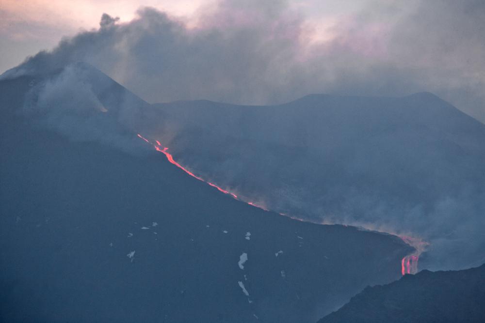Etna close up