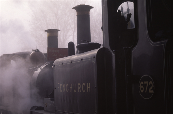 Fenchurch and Stepney.