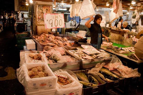 Fish Market, Tsukigi