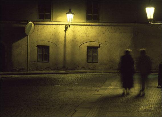 Ghosts of Prague.