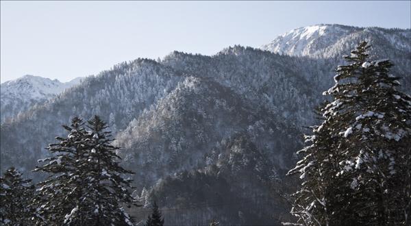 Japanese Alps.