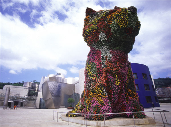 "Jeff Koons "" Puppy """