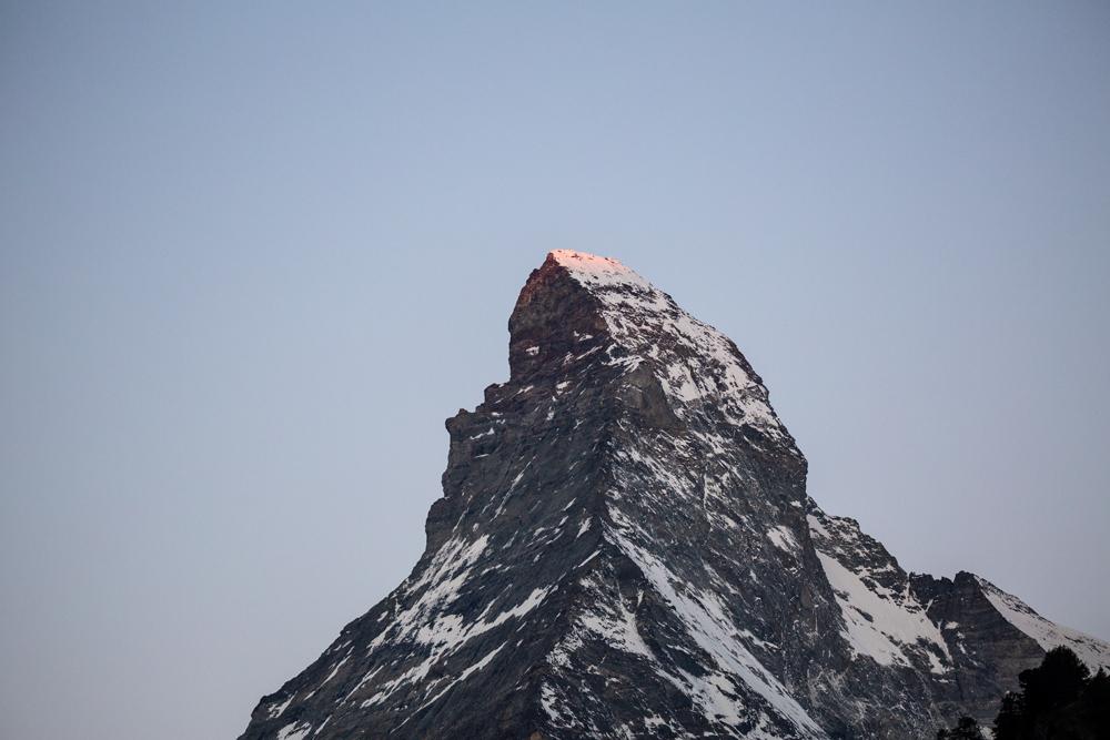 Matterhorn dawn