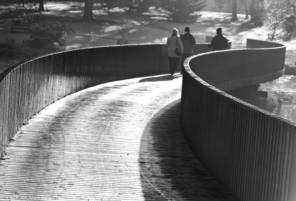 Sackler Bridge
