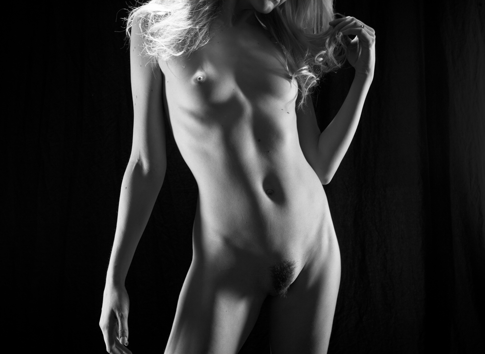 Torso in light