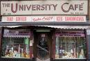 University Cafe.