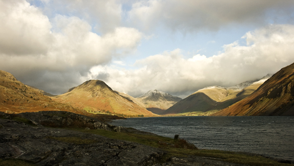 Wastwater View.