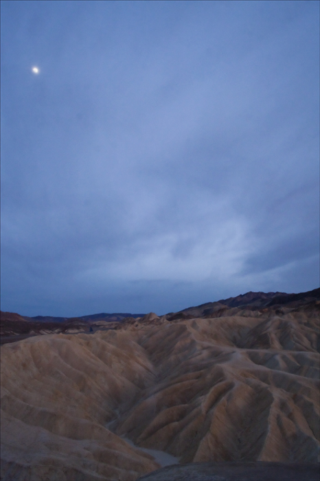 Zabriskie Moonrise