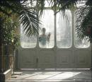 Kew Gardens, Palm house.