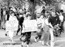 Pro-Sandinista protesters