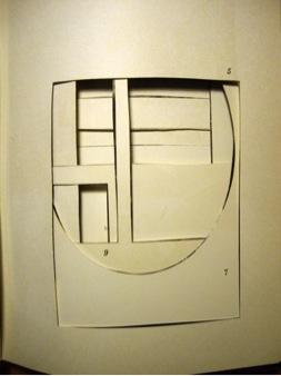 Detail - Palimpsest installation (2013)