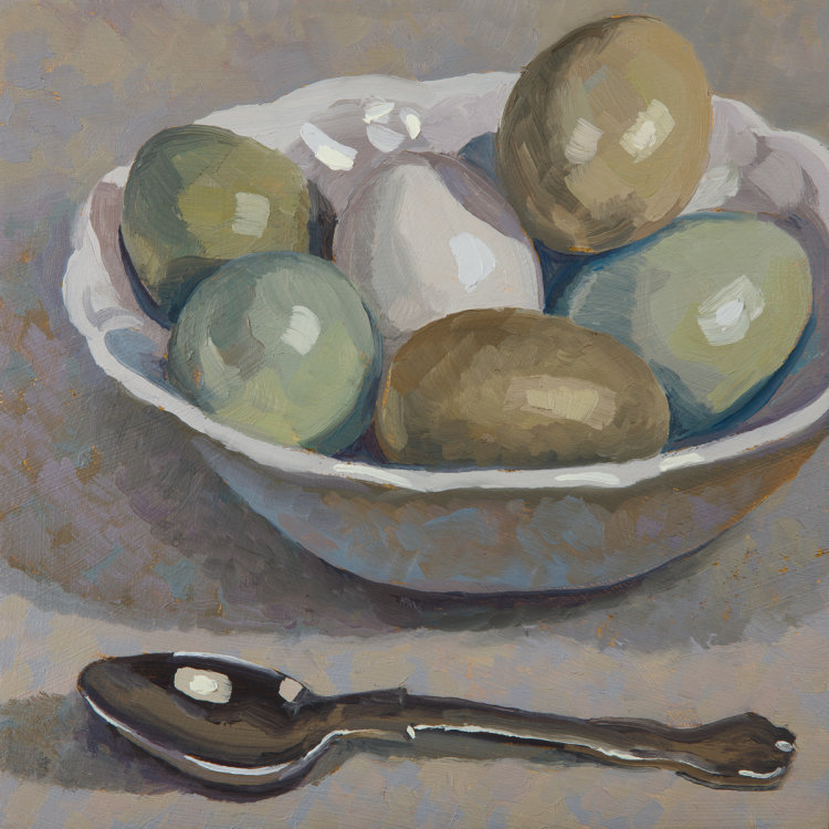 Pastel Eggs SOLD