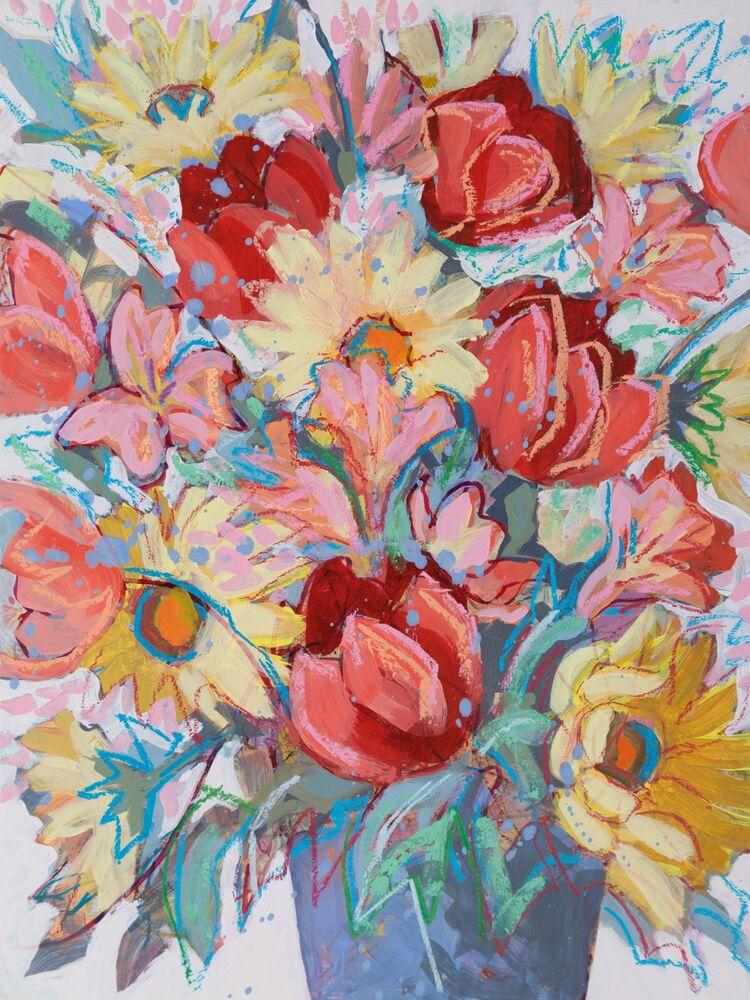Exuberant Flowers