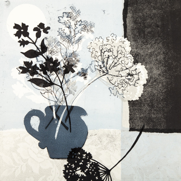 Still Life with Lace Cloth
