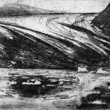 glacier end