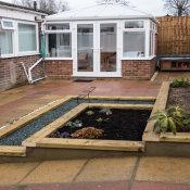 Finished garden 1